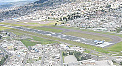 International Airport Mariscal Sucre in Quito Pichincha Ecuador