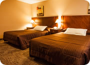 Quito hotels, Hotel Barnard room