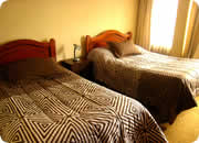 Hotels in Quito, Hotel Casa Quito triple room