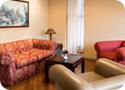 Quito Hotels, Filatelia Apart Hotel living