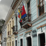 Hotels in Quito, Hostel International Ecuador