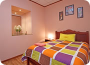 Hotels in Quito, Hostel International Ecuador room
