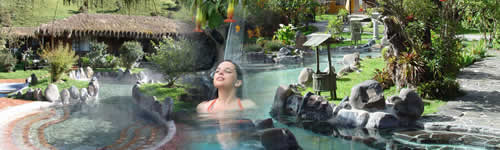 Quito tours, The Thermal Waters in Papallacta
