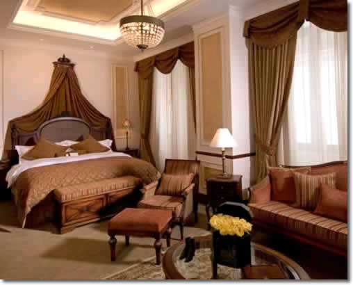 Hoteles en Quito, Hotel Plaza Grande Royal Suite